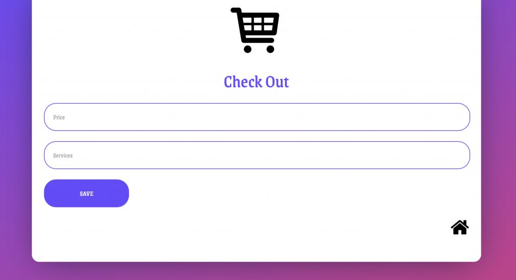 checkout system